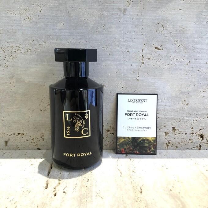 FORT ROYAL 〈フォートロイヤル〉〜ワイルドベリー&ベンゾインの香り