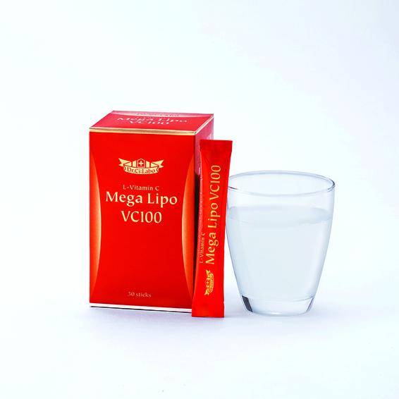 飲むビタミンC メガリポVC100