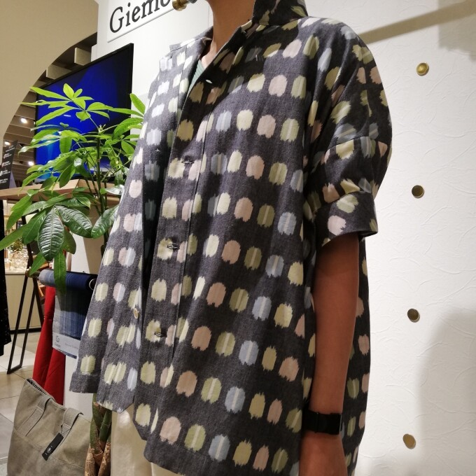 『Giemon』のアロハシャツはイロハシャツ
