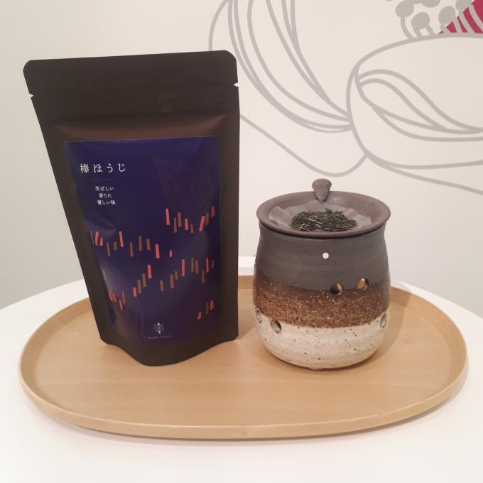 柔らかな日本茶の香りに癒やされてみませんか?