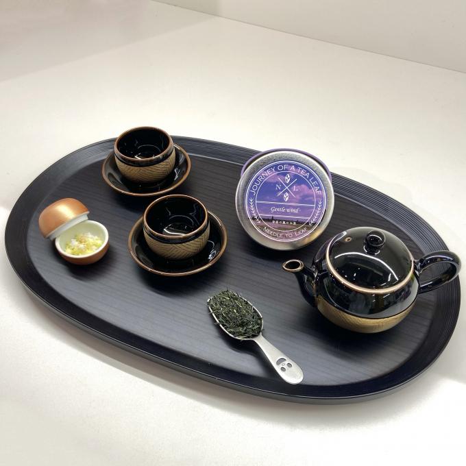 日本茶でおいしいおうち時間◎煎茶の楽しみ方