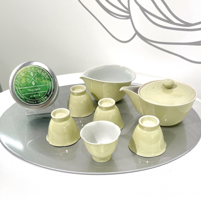 日本茶で味わう◎非日常的なおうち時間