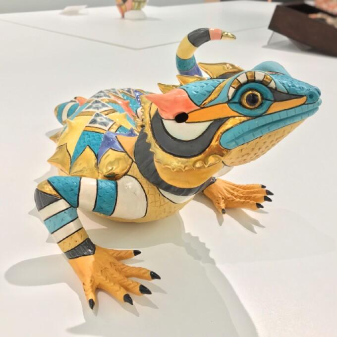 4月7日(火)まで期間限定開催「吉島信広 立体作品展 -絢爛-」