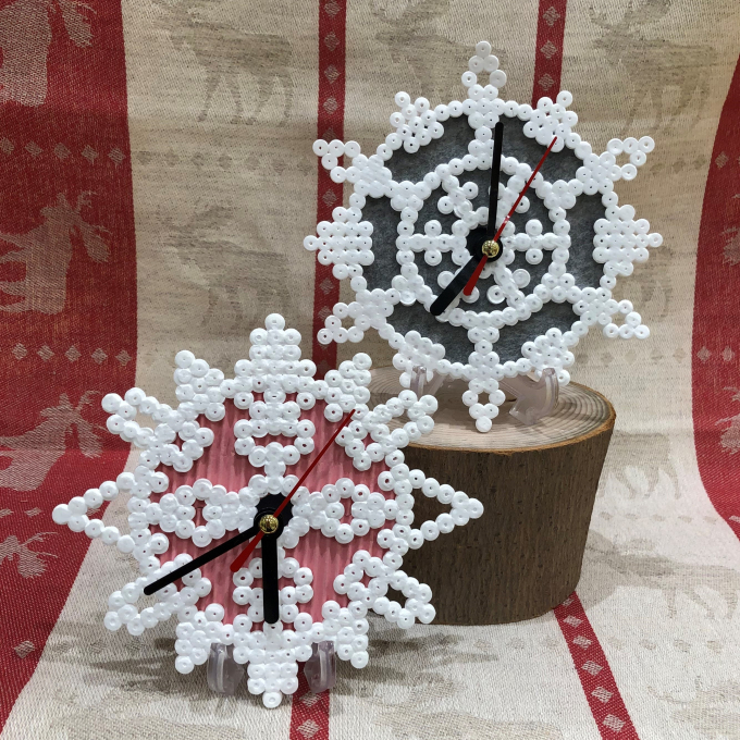 店内でかわいい置き時計作ってみませんか?