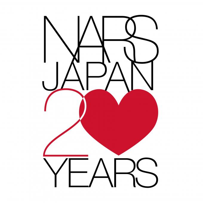 《NARS》20周年!!