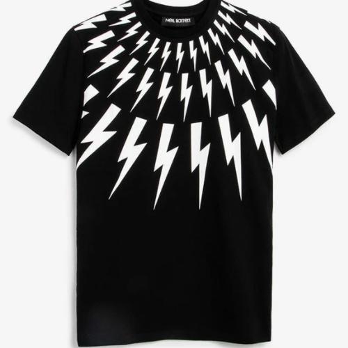 サンダーボルトTシャツのご案内