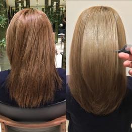 髪のダメージの悩みもあるけど、カラーも楽しみたい!