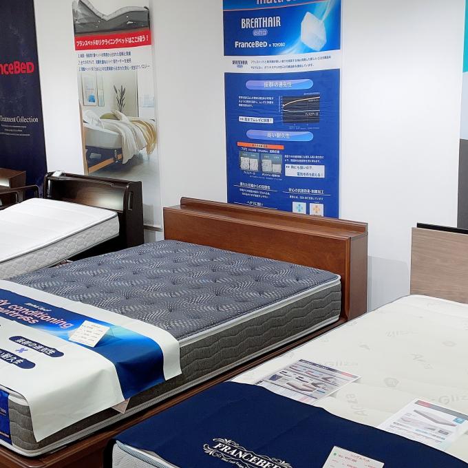 フランスベッドのリクライニングベッド