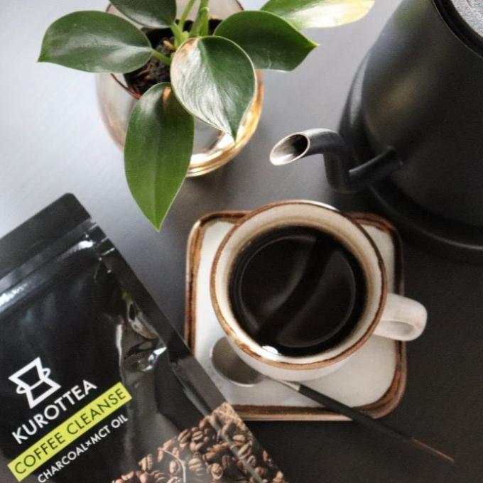 【9/24㈮-9/26㈰】チャコール(炭)コーヒー限定販売☕