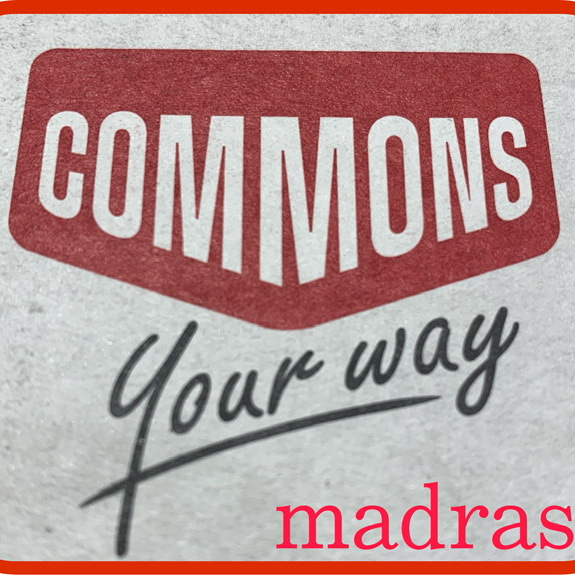 madras by COMMONS