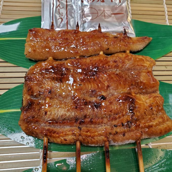 鰻の蒲焼き(中串)
