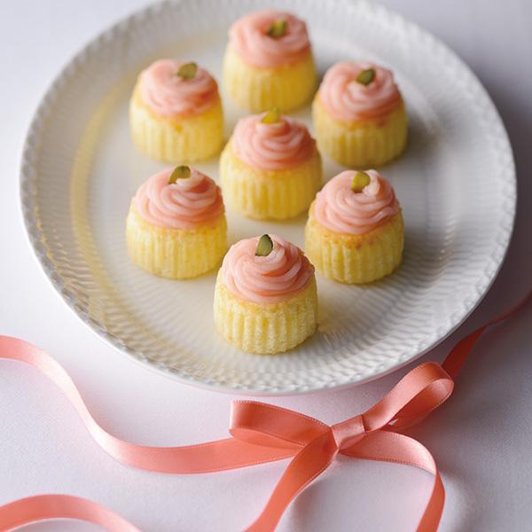 ボンシャペリーの可愛いお菓子をご紹介♡