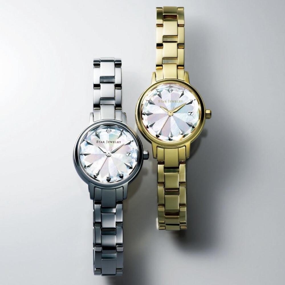 【スタージュエリー】新生活&ギフトにオススメの時計をご紹介