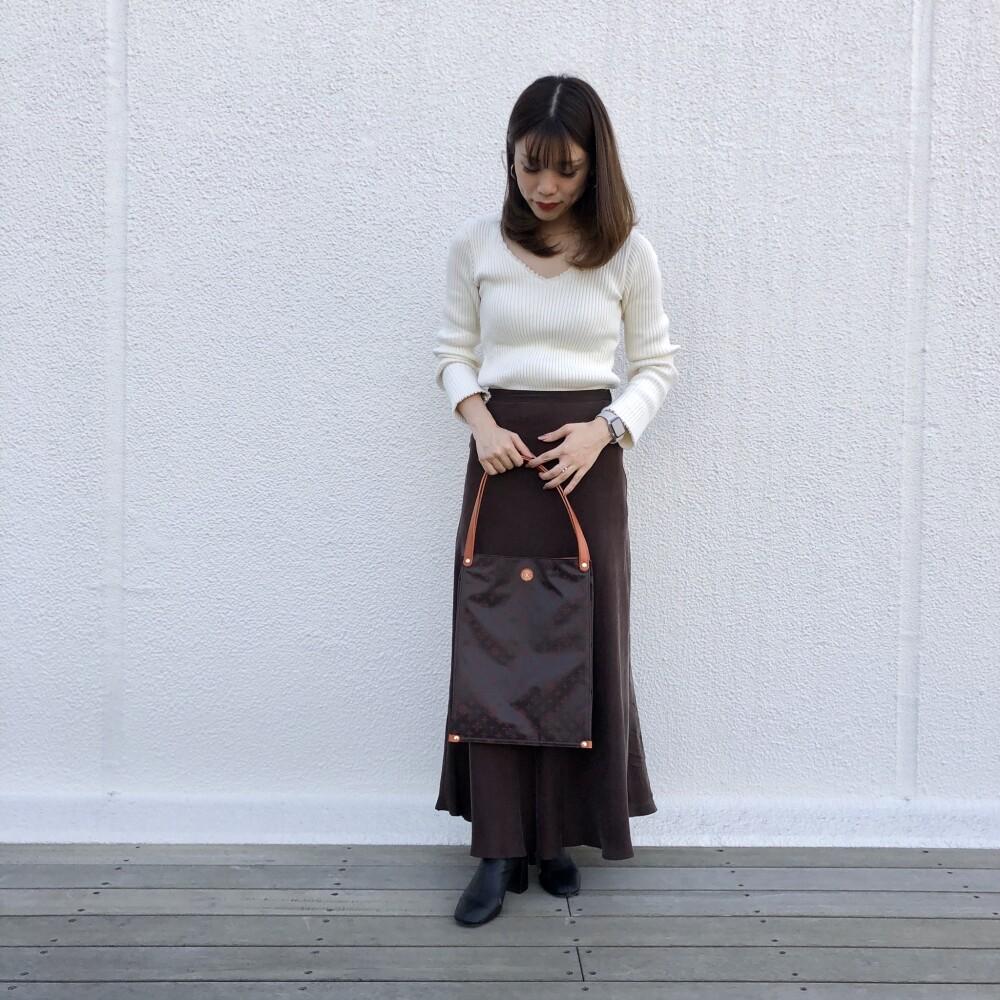 【たためるバッグ】NEWカラーのご紹介!!