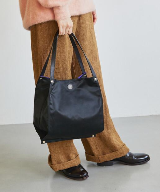 【人気カラー再入荷!】たためるバッグ