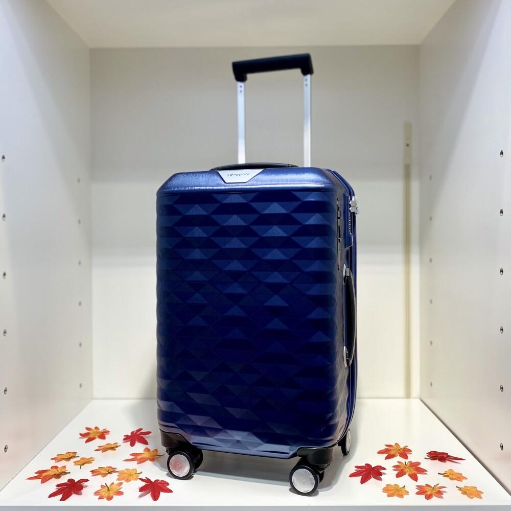 機能性にこだわる女性へオススメのスーツケース!