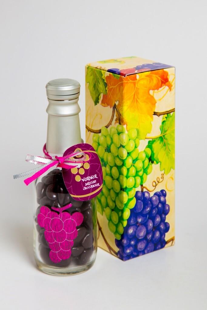 【予告】香るぶどうのチョコ。フランスから〈ヴェルディエ〉が登場!