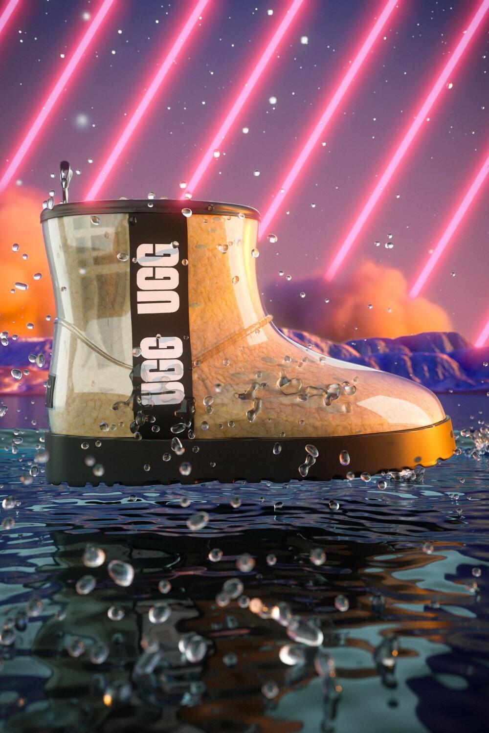 【UGG】話題の防水ブーツのご紹介