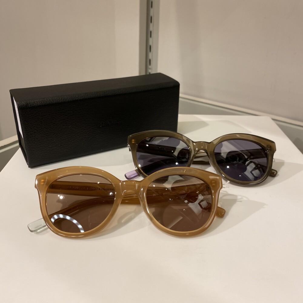 <BLANC..>この夏おすすめのサングラス