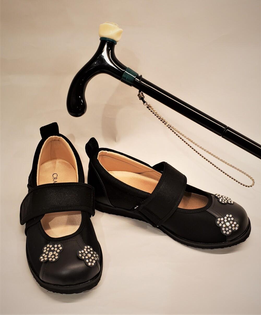 「靴選びをあきらめない」外反母趾・幅広・甲高・浮腫みに