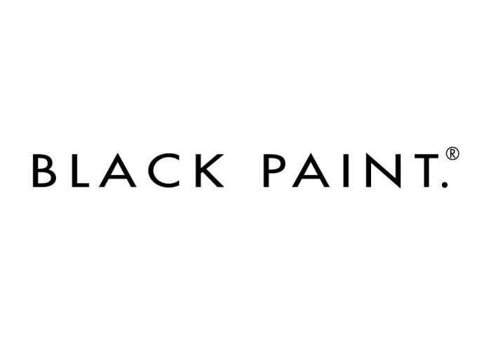 ブラックペイント