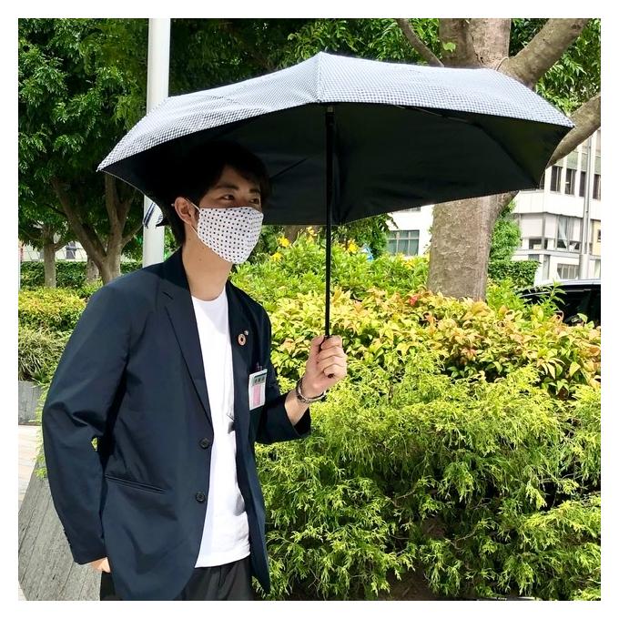 突撃🎤わが社の日傘男子💁🏻♂️ vol.3