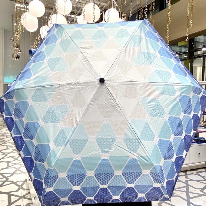 冬でも紫外線対策!! 日常に溶け込む開運・縁起物晴雨兼用傘〜パラソル〜