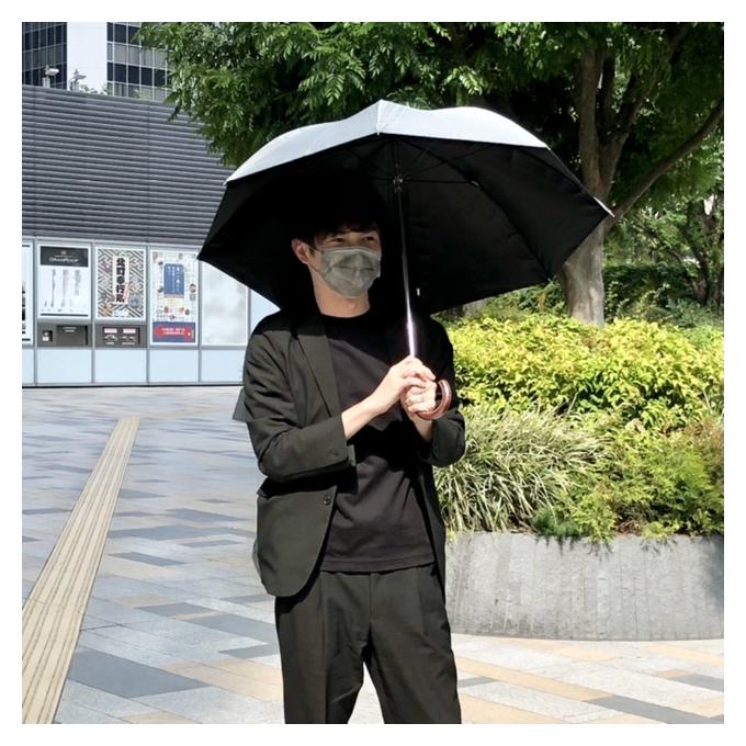 突撃🎤わが社の日傘男子🙋🏻♂️ vol.1