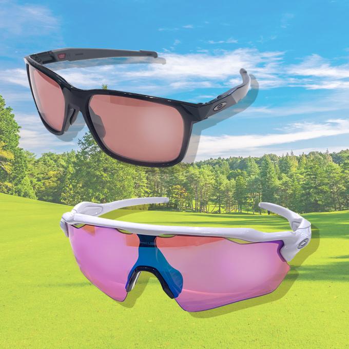 オークリーゴルフ用サングラスフェア