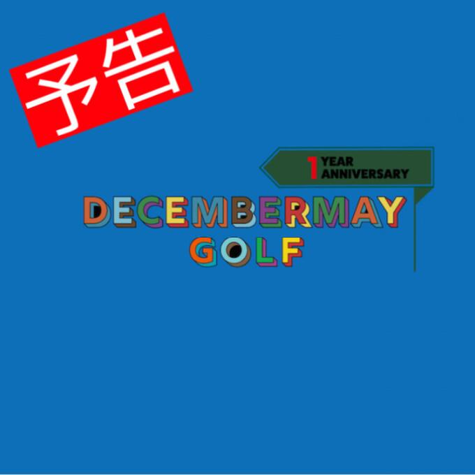 DECEMBERMAY ゴルフウェアPOP UP SHOPのお知らせ☆