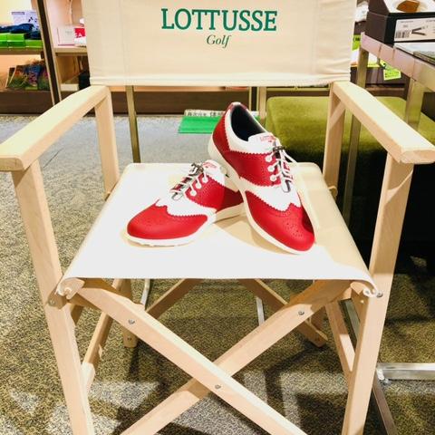LOTTUSSE(ロトゥセ)ゴルフシューズパターンオーダー会のご案内