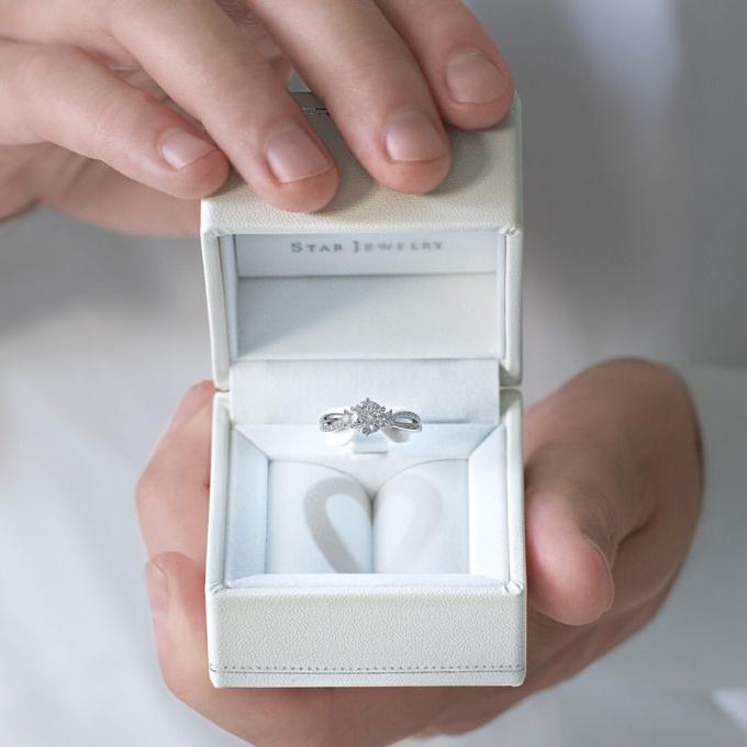 【スタージュエリー】ブライダルフェア HOLIDAY WEDDING