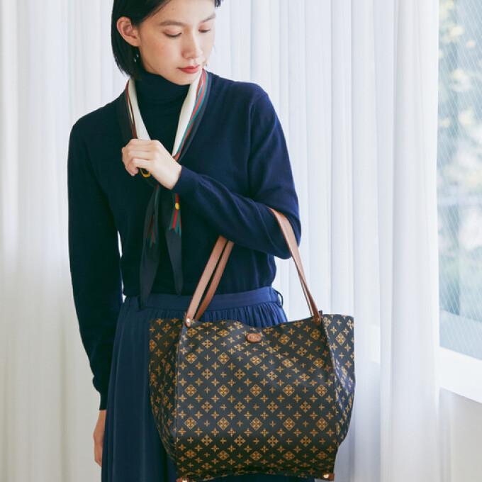 【再入荷】たためるバッグ