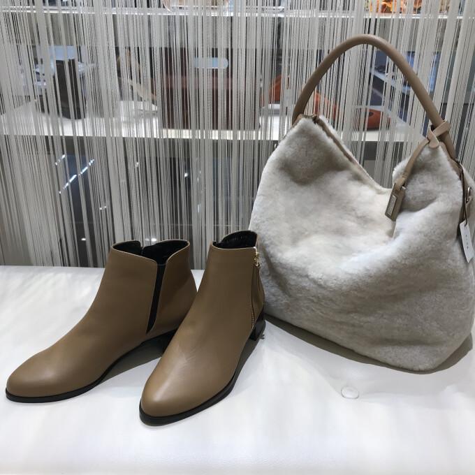 新作ブーツ登場!