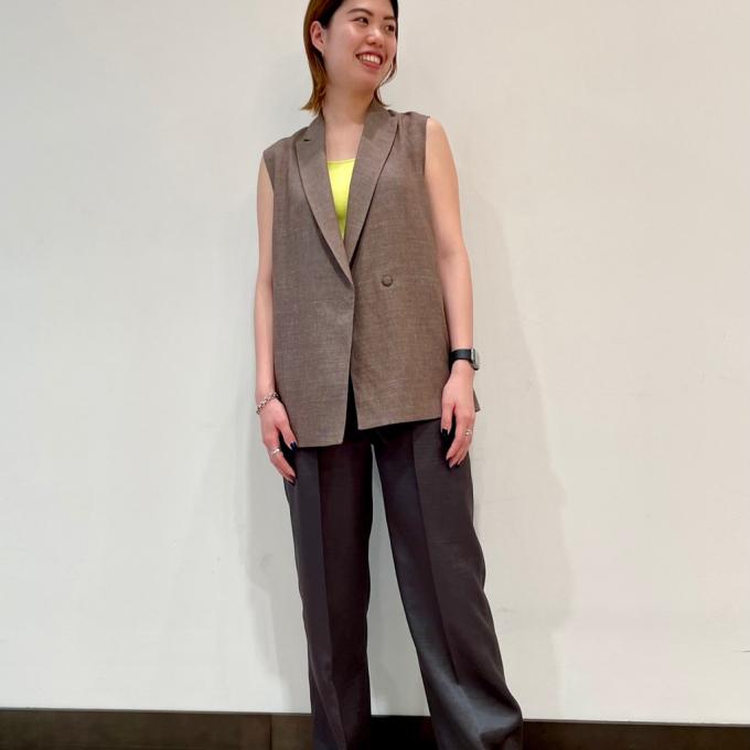 <TOMORROWLAND collection>大人のサマージャケットスタイル