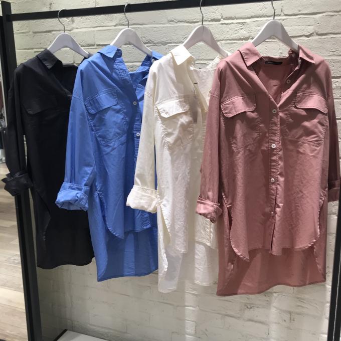 4F<バンヤードストーム>オーガニックコットンシャツのご紹介です!