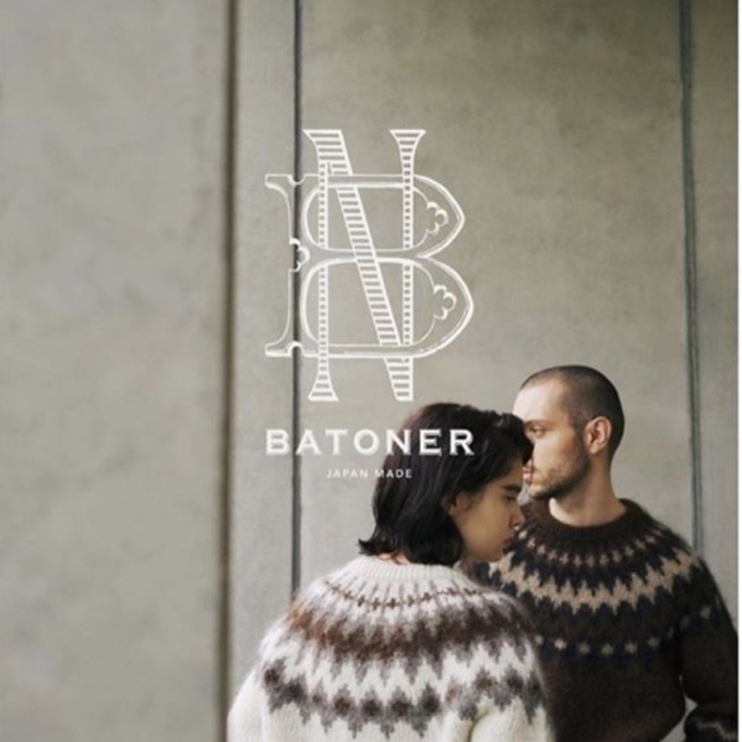 BATONER pop-up store  🐏🧶🧵