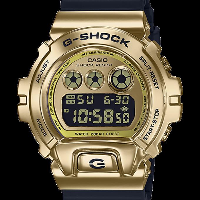 メタルケースをあしらったG-SHOCKをご紹介します