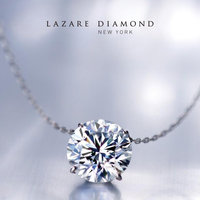 Xmasプレゼントに☆極細!繊細なチェーンで輝き無限大のダイヤモンドネックレス