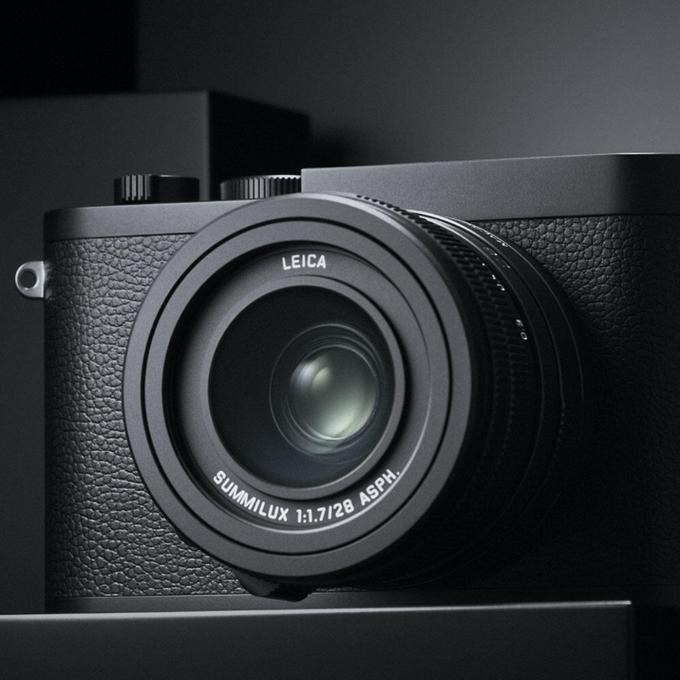 「ライカQ2モノクローム」モノクローム撮影専用のコンパクトデジタルカメラ
