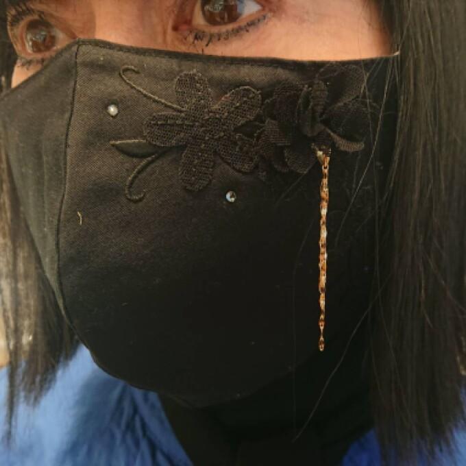 ラグジュアリーマスク