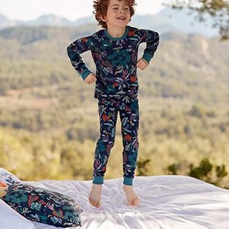 《プチバトー》冬のパジャマはお持ちですか?