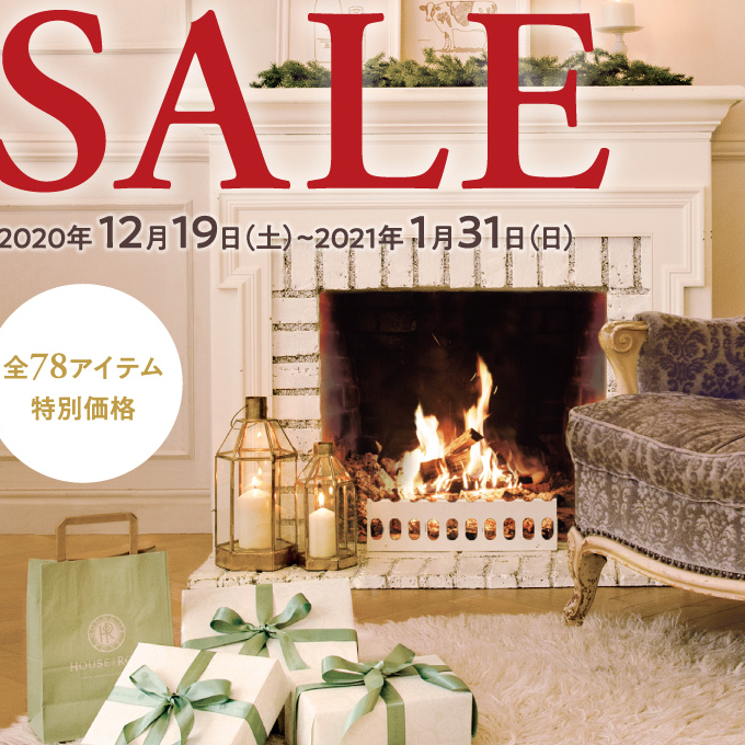 2020.12.19~【WINTER SALE】