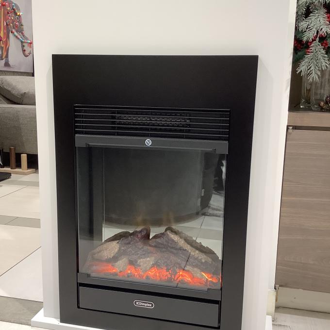 気軽に愉しむ、暖炉生活。