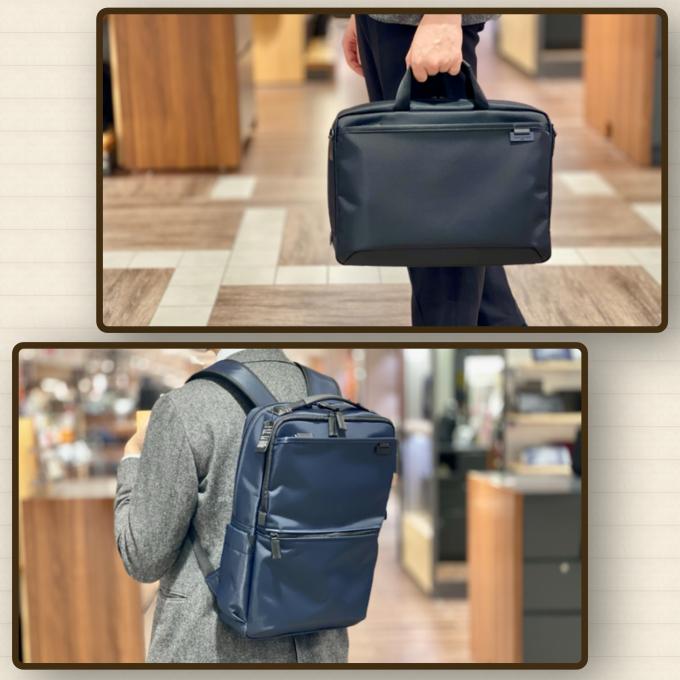 【新作‼︎】バレンタインギフトにもオススメのビジネスバッグ