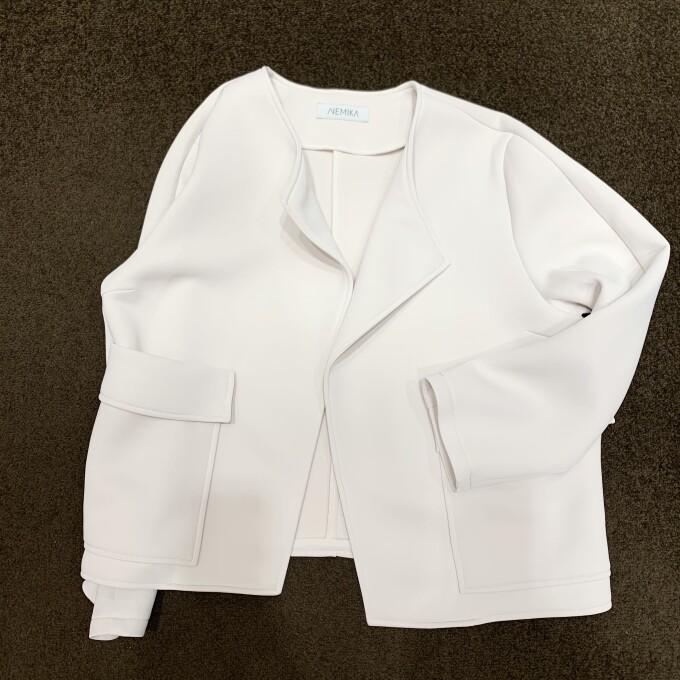 NEMIKAの新作ジャケットのご紹介