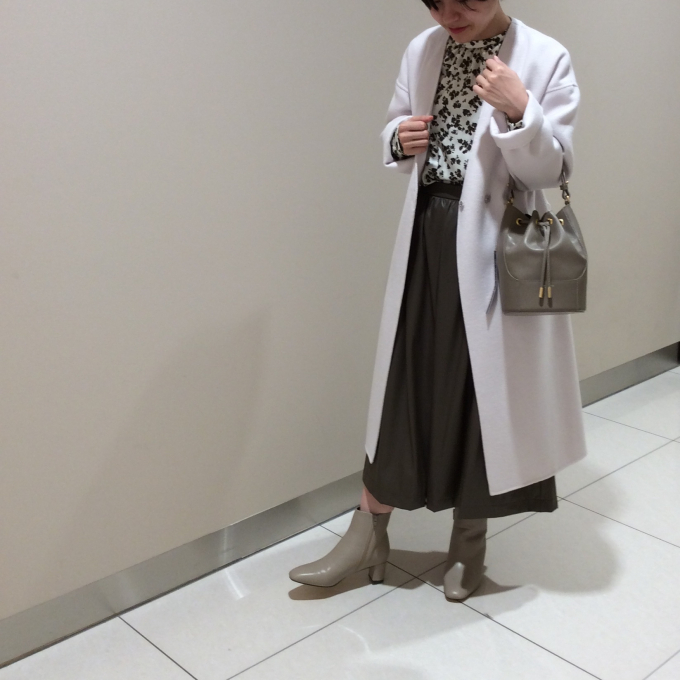 【オススメ】ロングコートのご紹介