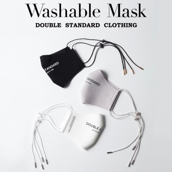 アジャスター付き☆ダブスタ オリジナルマスク
