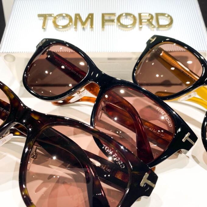 〈 TOM FORD 〉サングラス