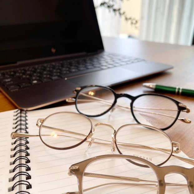 ★室内用メガネで【おうち時間】を快適に!★